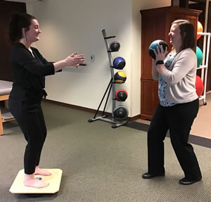 Improve Balance with Physical Therapy Federal Way, WA